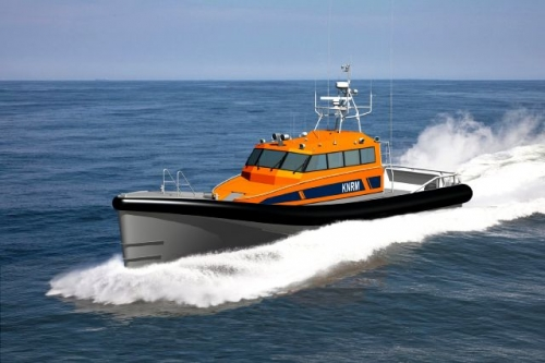 Next generation lifeboat 'NH 1816